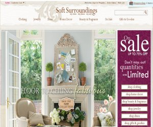 Soft Surroundings Coupons