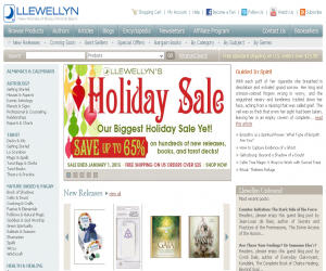Llewellyn Coupons