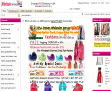 Wholesale Scarves USA Coupons