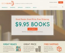 BookBurst Coupons