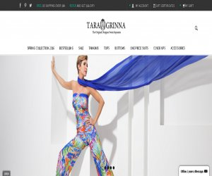 Tara Grinna Swimwear Coupons